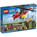 レゴジャパン LEGO(レゴ) 60108 シティ 消防ヘリコプター