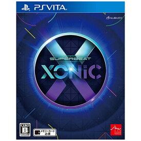 アークシステムワークス ARC SYSTEM WORKS SUPERBEAT XONiC(スーパービート ソニック)【PS Vitaゲームソフト】