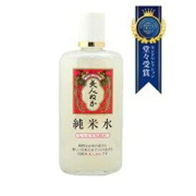 リアル REAL 美人ぬか 純米水 しっとり化粧水(130ml)[化粧水]【wtcool】
