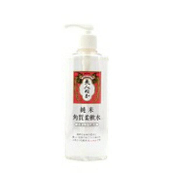 リアル REAL 美人ぬか純米角質柔軟水 ふきとり化粧水 198ml
