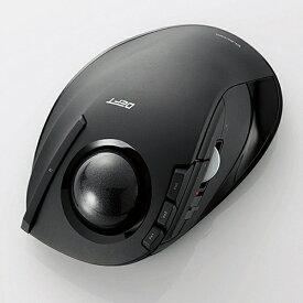 エレコム ELECOM M-DT1DRBK マウス DEFT ブラック [光学式 /8ボタン /USB /無線(ワイヤレス)][MDT1DRBK]