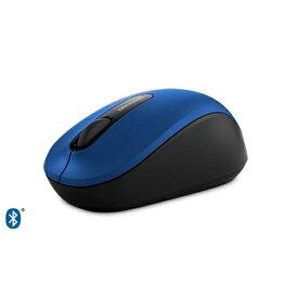 マイクロソフト Microsoft N7-00027 タブレット対応 マウス Mobile Mouse 3600 ブルー [BlueLED /3ボタン /Bluetooth /無線(ワイヤレス)][PN700027]