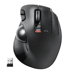 エレコム ELECOM M-XT2DRBK マウス ブラック [光学式 /5ボタン /USB /無線(ワイヤレス)][MXT2DRBK]