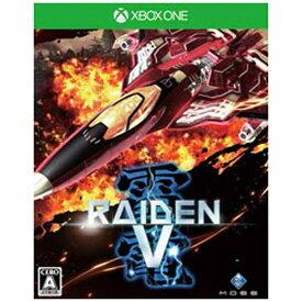 モス MOSS 雷電V【Xbox Oneゲームソフト】