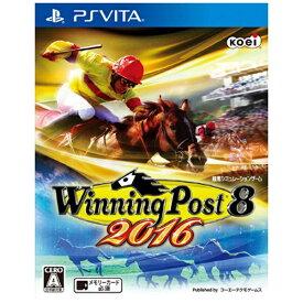 コーエーテクモゲームス KOEI Winning Post 8 2016【PS Vitaゲームソフト】
