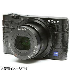 ジャパンホビーツール Japan Hobby Tool ソニーCyber-Shot DSC-RX100用張り革キット #8010クロコブラック[#8010クロコブラック]