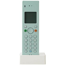 プラスマイナスゼロ PLUS MINUS ZERO XMT-Z040 電話機 グリーングレー [子機1台 /コードレス][XMTZ040GH]