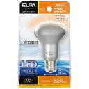ELPA(エルパ) LED電球 「LEDエルパボール」(ミニレフ形・全光束325lm/電球色相当・口金E17) LDR4L-H-E17-G611[LDR4LHE...
