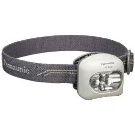 パナソニック Panasonic BF-AH01K-W ヘッドランプ 白 [LED /単4乾電池×3 /防水][BFAH01KW] panasonic