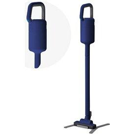 プラスマイナスゼロ PLUS MINUS ZERO XJCY010-A スティッククリーナー ブルー [紙パックレス式 /コードレス][XJCY010 掃除機]