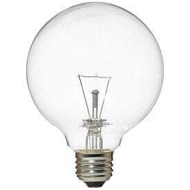 ヤザワ YAZAWA GC100V57W95 電球 クリア [E26 /電球色 /1個 /60W相当 /ボール電球形][GC100V57W95]