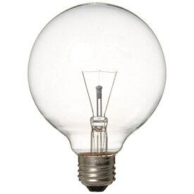 ヤザワ YAZAWA GC100110V90W95L 電球 長寿命 クリア [E26 /電球色 /1個 /100W相当 /ボール電球形][GC100110V90W95L]