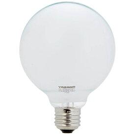 ヤザワ YAZAWA GW100110V38W95L 電球 長寿命 ホワイト [E26 /電球色 /1個 /40W相当 /ボール電球形][GW100110V38W95L]
