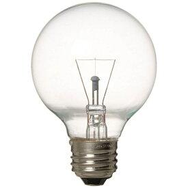 ヤザワ YAZAWA GC100110V57W70L 電球 長寿命 クリア [E26 /電球色 /1個 /60W相当 /ボール電球形][GC100110V57W70L]