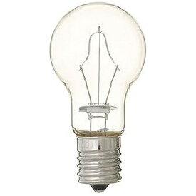 ヤザワ YAZAWA P351754CL 電球 省エネ 長寿命 クリプトンランプ クリア [E17 /電球色 /1個 /60W相当 /一般電球形][P351754CL]