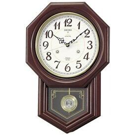 セイコー SEIKO 電波からくり時計 「チャイム&ストライク」 RQ205B[RQ205B]