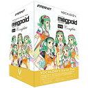 【送料無料】 インターネット 〔Win版〕 VOCALOID 4 Starter Pack Megpoid V4 Complete