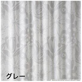 スミノエ SUMINOE レースカーテン プー/ボールドボイル(100×176cm/グレー)【日本製】[生産完了品 在庫限り][M1129100X176]