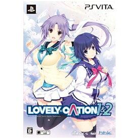 5PB ファイブピービー LOVELY×CATION 1&2 限定版【PS Vitaゲームソフト】