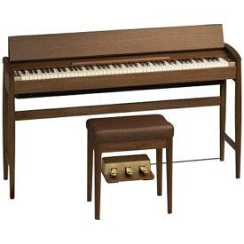 ローランド Roland 電子ピアノ KF-10-KW ウォールナット [88鍵盤][KF10] 【代金引換配送不可】