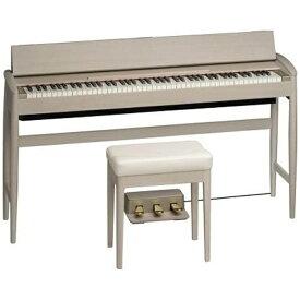 ローランド Roland KF-10-KS 電子ピアノ Kiyola(キヨラ) シアーホワイト [88鍵盤][KF10] 【代金引換配送不可】