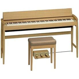 ローランド Roland KF-10-KO 電子ピアノ Kiyola(キヨラ) ピュアオーク [88鍵盤][KF10] 【代金引換配送不可】
