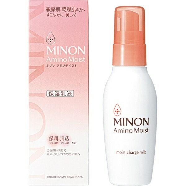 第一三共ヘルスケア MINON(ミノン) アミノモイストモイストチャージミルク 100g