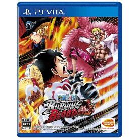バンダイナムコエンターテインメント BANDAI NAMCO Entertainment ONE PIECE BURNING BLOOD 通常版【PS Vitaゲームソフト】