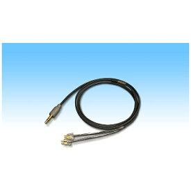 サエクコマース SAEC リケーブル(FitEar用端子→3.5mmステレオミニ端子) SHC-120FF 0.8mコード[SHC120FF]