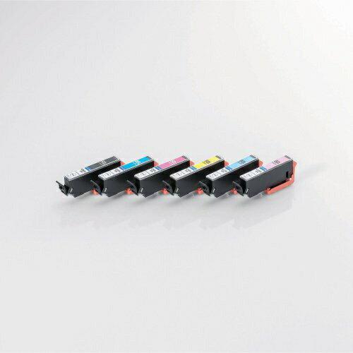 【送料無料】 カラークリエーション 【互換】[エプソン:IC6CL80L(6色セット)対応] 互換カートリッジ CCE-IC80L-6PK