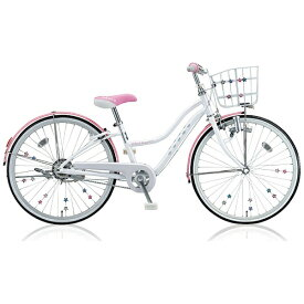 ブリヂストン BRIDGESTONE 【組立商品返品不可】22型 子供用自転車 ワイルドベリー(パールシュガー/シングルシフト) WB206※在庫有でもお届けにお時間がかかります 【代金引換配送不可】