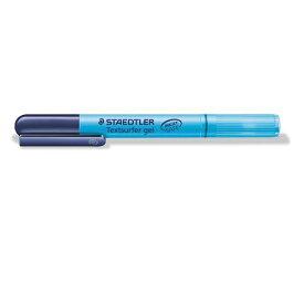 ステッドラー STAEDTLER [水性マーカー] テキストサーファー ゲル ブルー 264-3