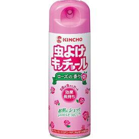 虫よけキンチョール ローズの香り 200ml〔虫よけ〕大日本除虫菊 KINCHO