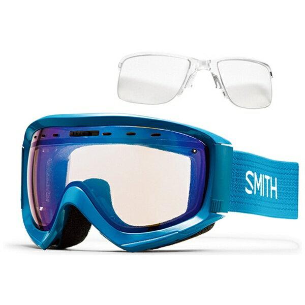 【送料無料】 スミス Prophecy OTG インナーフレームセット(Pacific/Blue Sensor Mirror)