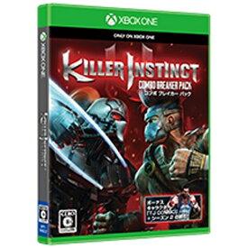 マイクロソフト Microsoft Killer Instinct コンボ ブレイカー パック【Xbox Oneゲームソフト】