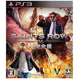 スパイクチュンソフト Spike Chunsoft セインツロウ IV 超完全版【PS3ゲームソフト】