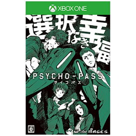 5PB ファイブピービー PSYCHO-PASS サイコパス 選択なき幸福 限定版【Xbox Oneゲームソフト】