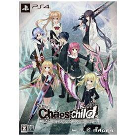 5PB ファイブピービー CHAOS;CHILD 限定版【PS4ゲームソフト】