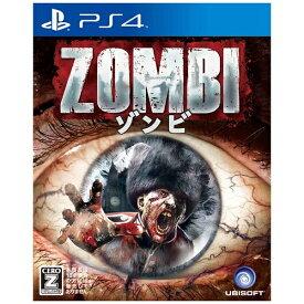 ユービーアイソフト Ubisoft ZOMBI(ゾンビ)【PS4ゲームソフト】