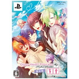 アイディアファクトリー IDEA FACTORY Glass Heart Princess:PLATINUM 限定版【PSPゲームソフト】[GLASSHEARTPRINCESS:P]