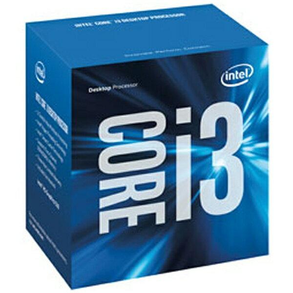 【送料無料】 インテル Core i3 - 6100 BOX品 [CPU]