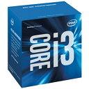 【あす楽対象】【送料無料】 インテル Core i3 - 6100 BOX品 [CPU]