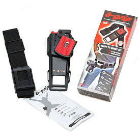 BGRIP ビーグリップ b-grip EVO Camera Belt Holder(エヴォ・カメラベルトホルダー)[EVO]