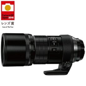オリンパス OLYMPUS カメラレンズ ED 300mm F4.0 IS PRO M.ZUIKO DIGITAL(ズイコーデジタル) ブラック [マイクロフォーサーズ /単焦点レンズ][ED300MMF4.0ISPRO]