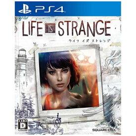 スクウェアエニックス SQUARE ENIX Life Is Strange(ライフ イズ ストレンジ)【PS4ゲームソフト】