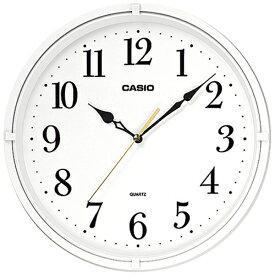 カシオ CASIO 掛け時計 ホワイト IQ-88-7JF