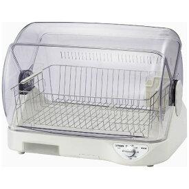 タイガー TIGER 食器乾燥機 サラピッカ ホワイト DHG-T400-W [6人用][DHGT400W]