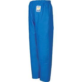 ロゴス LOGOS マリンエクセル 並ズボン膝当て付き ブルー M 12050153