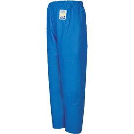 ロゴス LOGOS マリンエクセル 並ズボン膝当て付き ブルー L 12050152