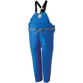 ロゴス LOGOS マリンエクセル 胸当て付きズボン膝当て付きサスペンダー式 ブルー L 12063152
